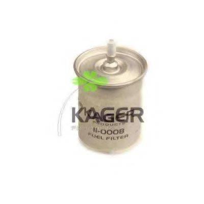 KAGER 110008 Топливный фильтр