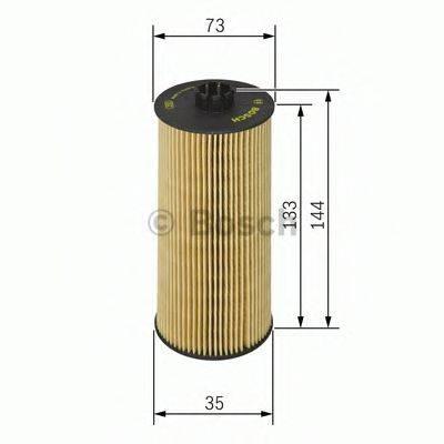 BOSCH F026407007 Масляный фильтр