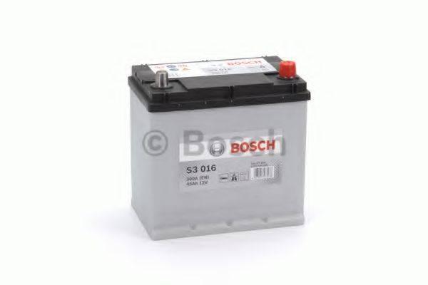 Стартерная аккумуляторная батарея; Стартерная аккумуляторная батарея BOSCH 0 092 S30 160