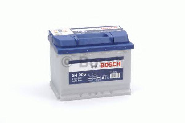 Стартерная аккумуляторная батарея; Стартерная аккумуляторная батарея BOSCH 0 092 S40 050