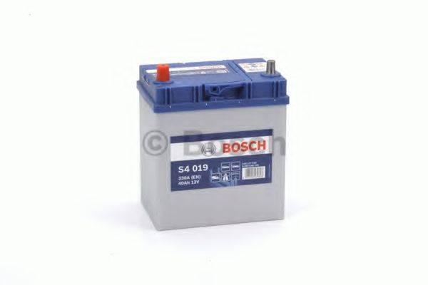 Стартерная аккумуляторная батарея; Стартерная аккумуляторная батарея BOSCH 0 092 S40 190