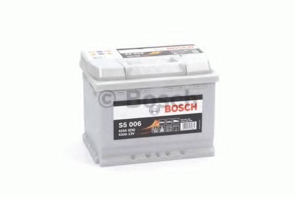 Стартерная аккумуляторная батарея; Стартерная аккумуляторная батарея BOSCH 0 092 S50 060