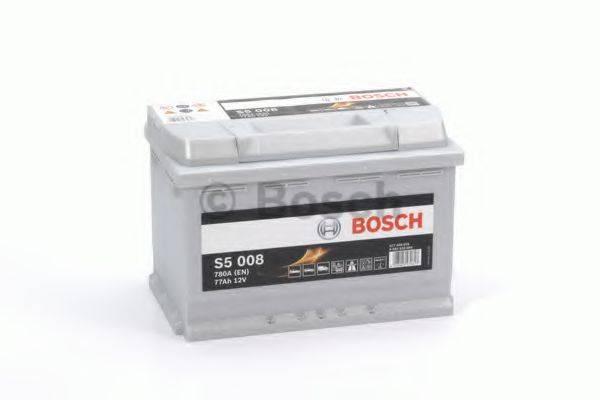 Стартерная аккумуляторная батарея; Стартерная аккумуляторная батарея BOSCH 0 092 S50 080