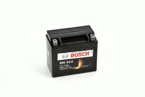 Стартерная аккумуляторная батарея; Стартерная аккумуляторная батарея BOSCH 0 092 M60 140