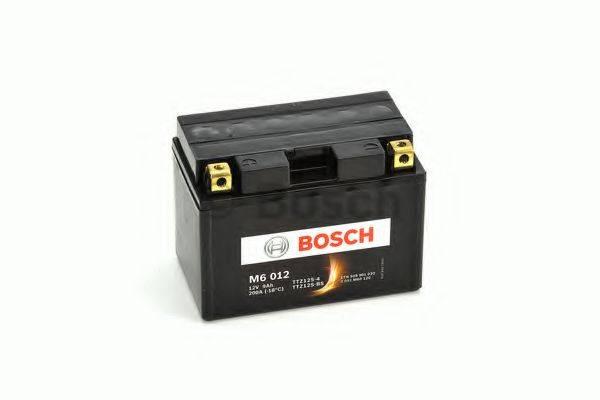 Стартерная аккумуляторная батарея; Стартерная аккумуляторная батарея BOSCH 0 092 M60 120