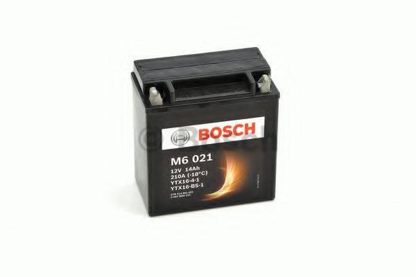 Стартерная аккумуляторная батарея; Стартерная аккумуляторная батарея BOSCH 0 092 M60 210