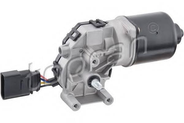 TOPRAN 115068 Двигатель стеклоочистителя