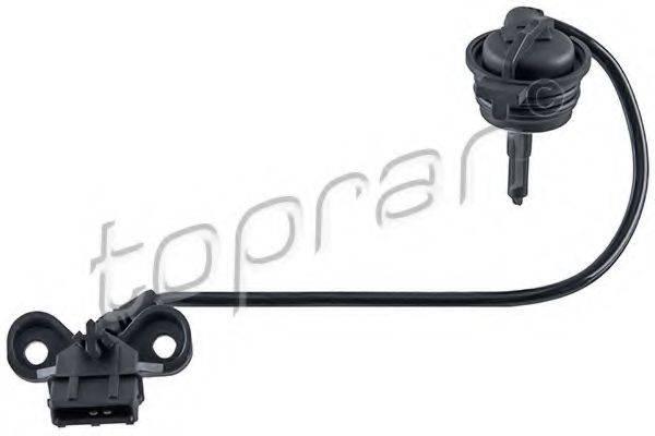 TOPRAN 109923 Выключатель, фара заднего хода