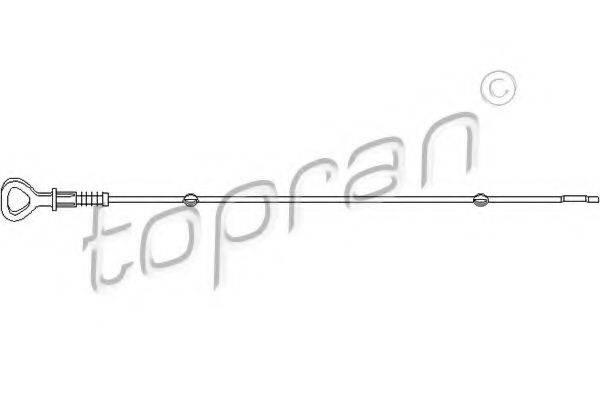 TOPRAN 109303 Указатель уровня масла