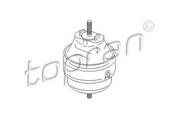 TOPRAN 110385 Подвеска, двигатель
