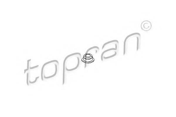 TOPRAN 112026 Прокладка, система тяг и рычагов
