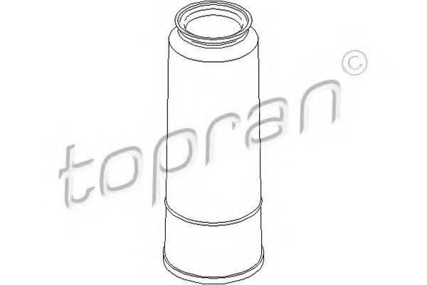 TOPRAN 110526 Защитный колпак / пыльник, амортизатор
