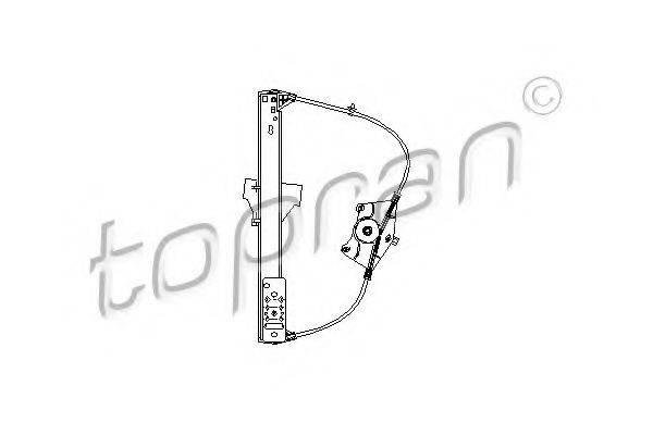 TOPRAN 113180 Подъемное устройство для окон