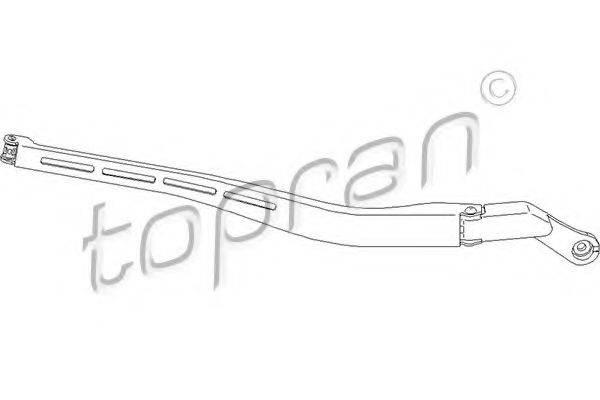 TOPRAN 113569 Рычаг стеклоочистителя, система очистки окон