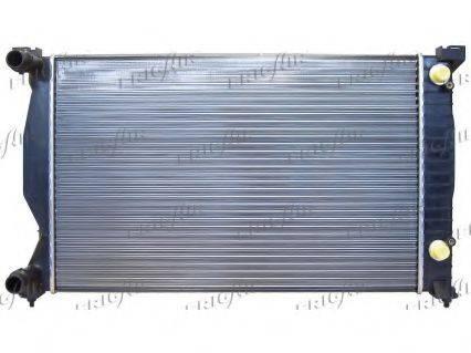 FRIGAIR 01103122 Радиатор, охлаждение двигателя