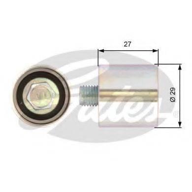 GATES T42019 Паразитный / Ведущий ролик, зубчатый ремень