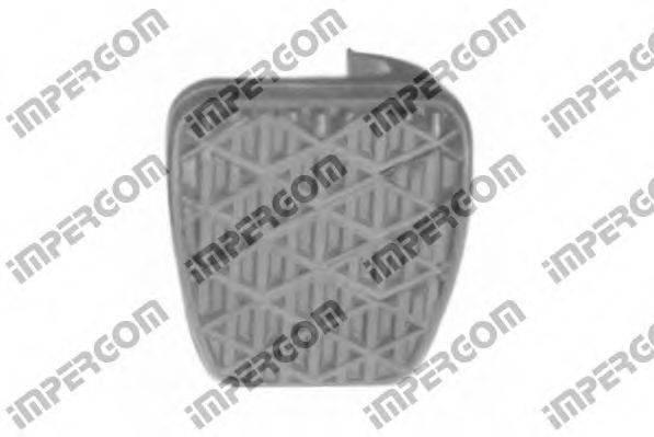 ORIGINAL IMPERIUM 31839 Педальные накладка, педаль тормоз