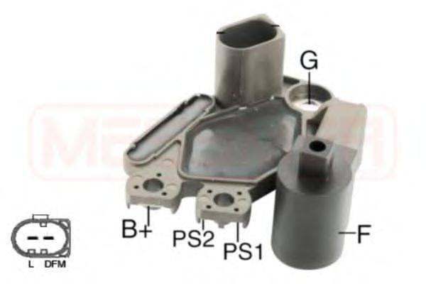 MESSMER 215845 Регулятор генератора