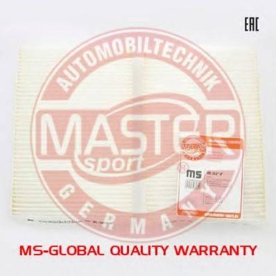 MASTER-SPORT 3037IFPCSMS Фильтр, воздух во внутренном пространстве