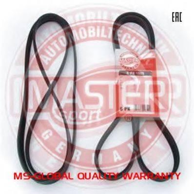 MASTER-SPORT 6PK1590PCSMS Поликлиновой ремень