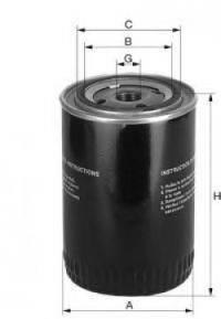 UNIFLUX FILTERS XO66 Масляный фильтр
