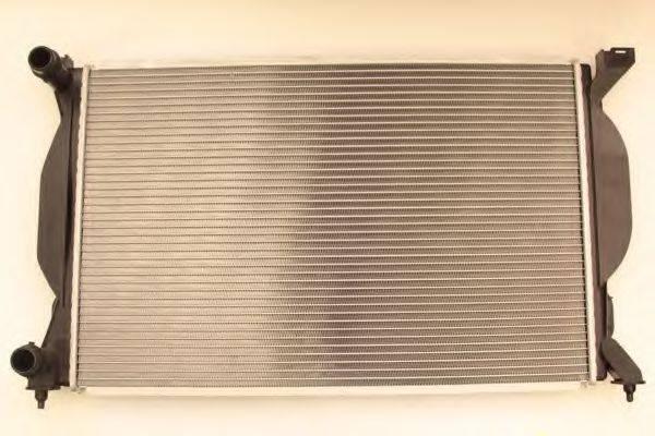 KLAXCAR FRANCE 80030Z Радиатор, охлаждение двигателя