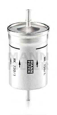 MANN-FILTER WK7301 Топливный фильтр