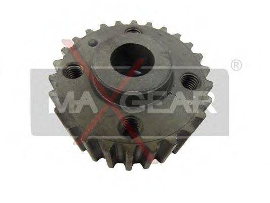 MAXGEAR 540545 Шестерня, коленчатый вал