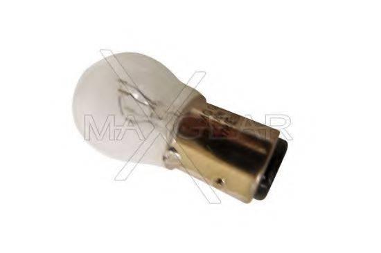 MAXGEAR 780018 Лампа накаливания, фонарь указателя поворота; Лампа накаливания, фонарь сигнала тормож./ задний габ. огонь; Лампа накаливания, фонарь сигнала торможения; Лампа накаливания, задняя противотуманная фара; Лампа накаливания, фара заднего хода; Лампа накаливания, задний гарабитный огонь; Лампа накаливания, стояночные огни / габаритные фонари; Лампа накаливания, габаритный огонь