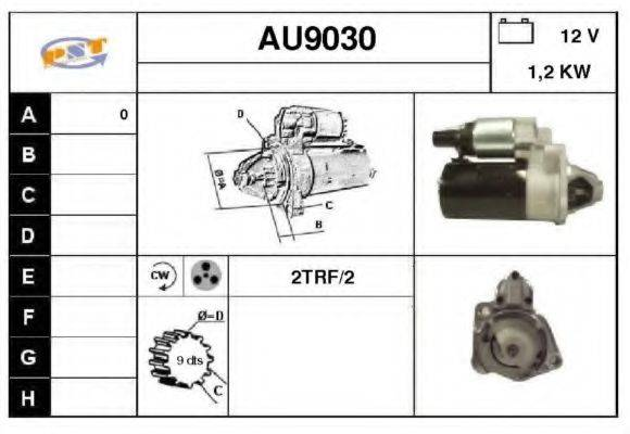 SNRA AU9030 Стартер