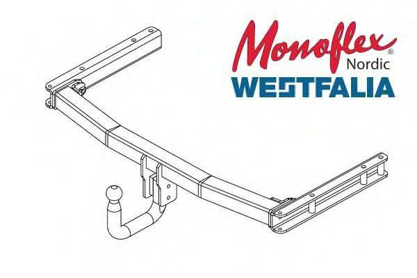 MONOFLEX 188144 Прицепное оборудование