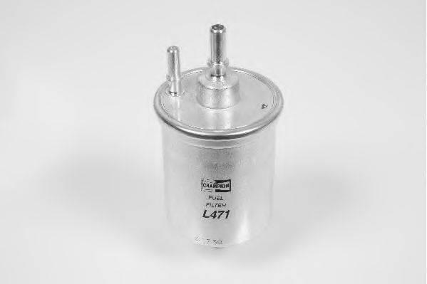 CHAMPION L471606 Топливный фильтр
