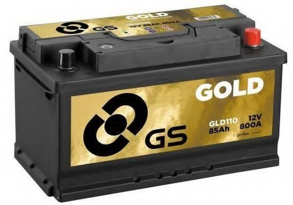 GS GLD110 Стартерная аккумуляторная батарея