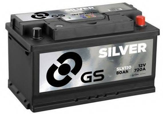 GS SLV110 Стартерная аккумуляторная батарея