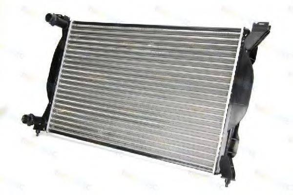THERMOTEC D7A014TT Радиатор, охлаждение двигателя