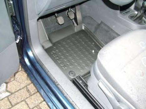 CARBOX 401459000 Резиновый коврик с защитными бортами