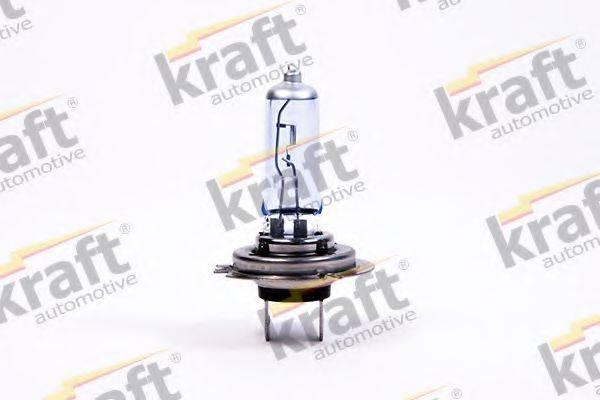 KRAFT AUTOMOTIVE 0805515 Лампа накаливания, фара дальнего света; Лампа накаливания, основная фара; Лампа накаливания, противотуманная фара; Лампа накаливания, фара с авт. системой стабилизации; Лампа накаливания, фара дневного освещения
