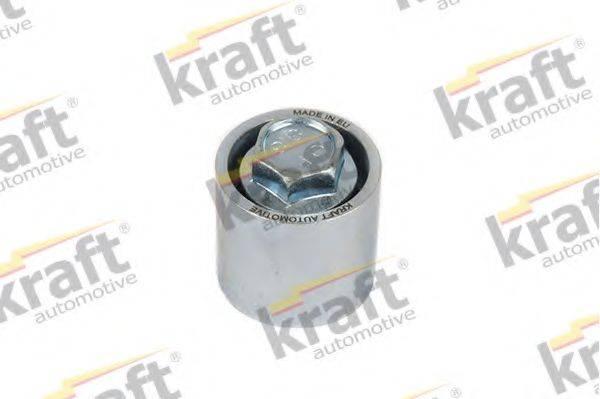 KRAFT AUTOMOTIVE 1220004 Паразитный / Ведущий ролик, зубчатый ремень