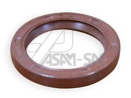 Уплотняющее кольцо, коленчатый вал ASAM 01337