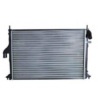 Радиатор, охлаждение двигателя ASAM 01342