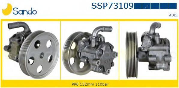 SANDO SSP731091 Гидравлический насос, рулевое управление
