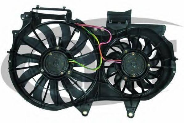 ACR 330013 Вентилятор, охлаждение двигателя