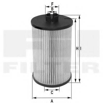 FIL FILTER MLE1586 Масляный фильтр