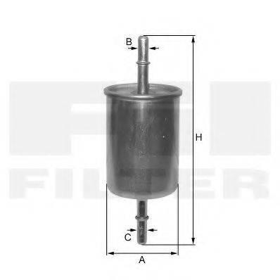 FIL FILTER ZP8008FM Топливный фильтр