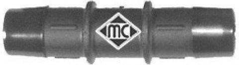 Соединительный патрубок, трубопровод охлаждающей жидкости METALCAUCHO 00047