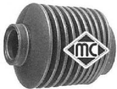 Пыльник, рулевое управление METALCAUCHO 00076