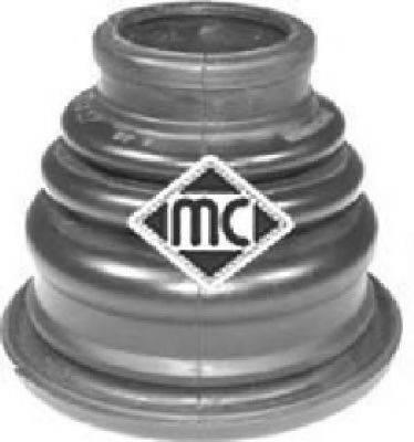 Пыльник, приводной вал METALCAUCHO 00139