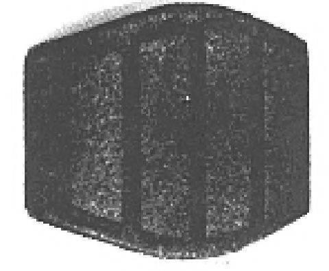 Накладка на педаль, педаль сцепления METALCAUCHO 00417