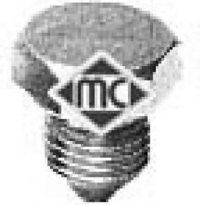 Резьбовая пробка, маслянный поддон METALCAUCHO 00674