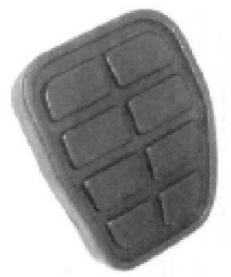 Педальные накладка, педаль тормоз METALCAUCHO 00864